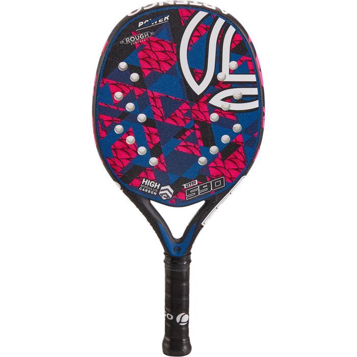 Raquette Beach Tennis BTR 590 bleue - 1317249
