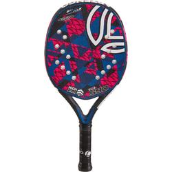 Raquette Beach Tennis BTR 590 rose/bleue