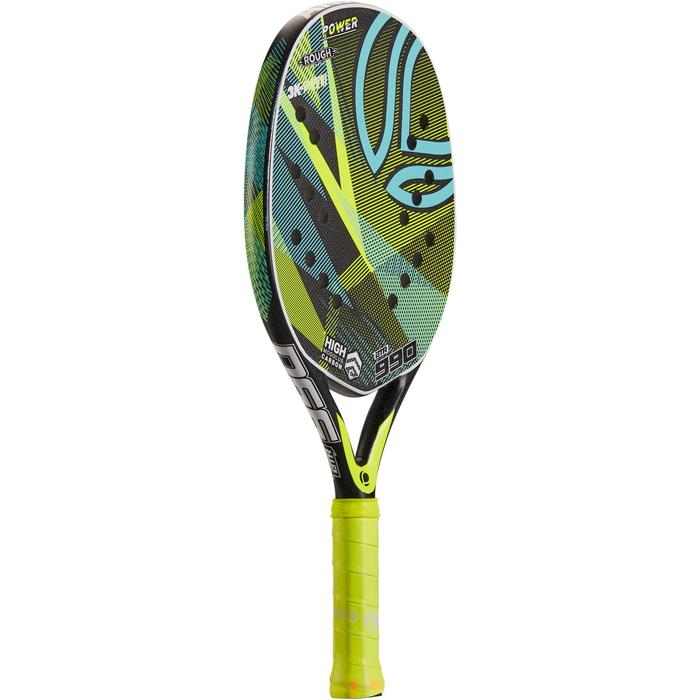 Beachtennis racket BTR 990 geel - 1317258