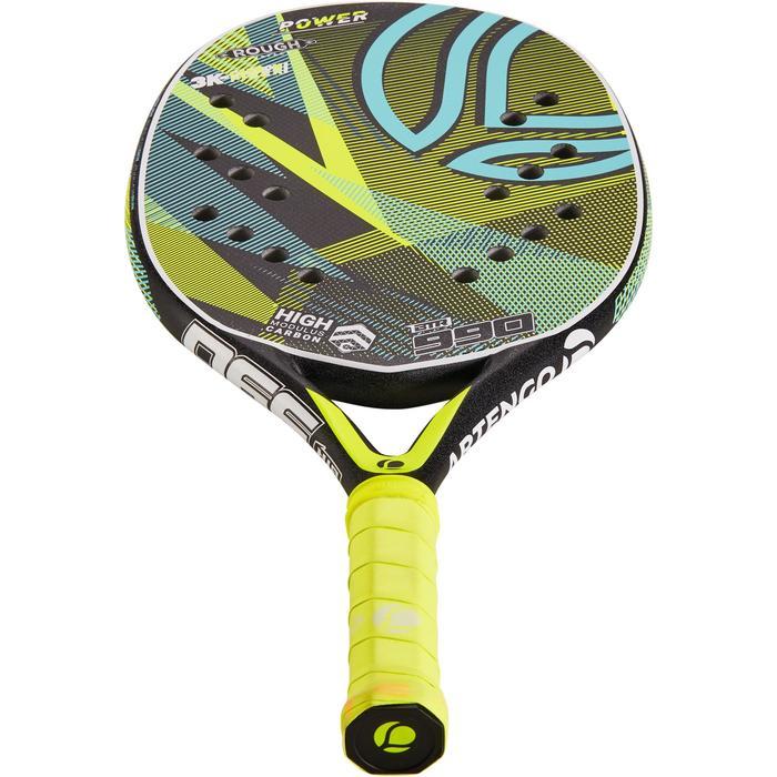 Raquette de Beach Tennis BTR 990 jaune