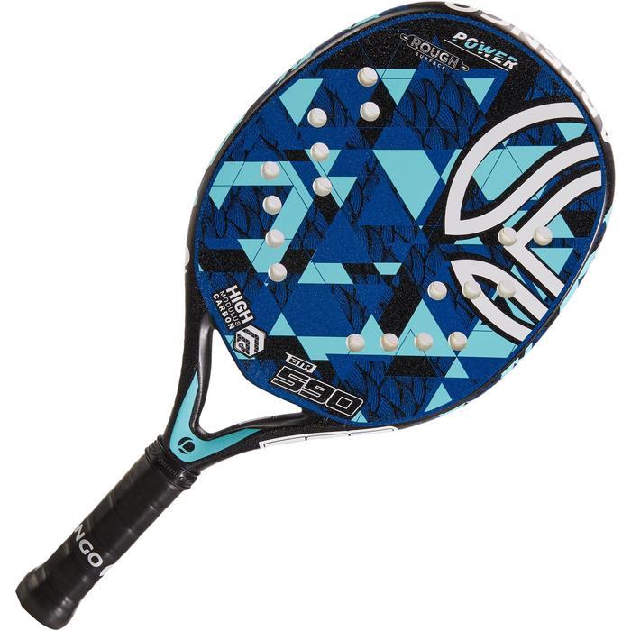 Raquette Beach Tennis BTR 590 bleue - 1317263