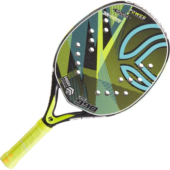 Raquette de Beach Tennis BTR 990 jaune - 1317269