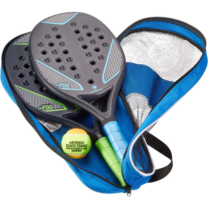 STRANDTENISZ Tenisz, Squash, Tollaslabda, Egyéb ütős sportok - Strandtenisz hálószett  ARTENGO - Ütős sportok - ARTENGO