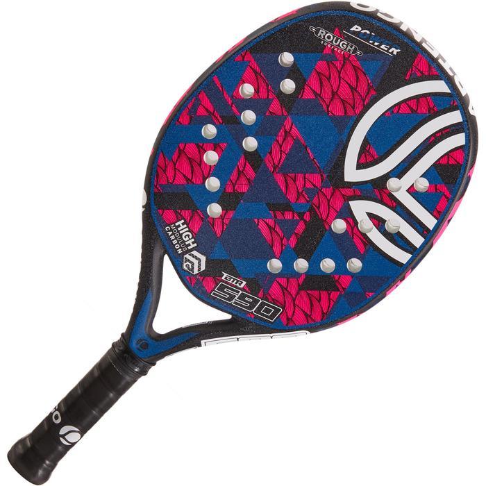 Raquette Beach Tennis BTR 590 bleue - 1317279