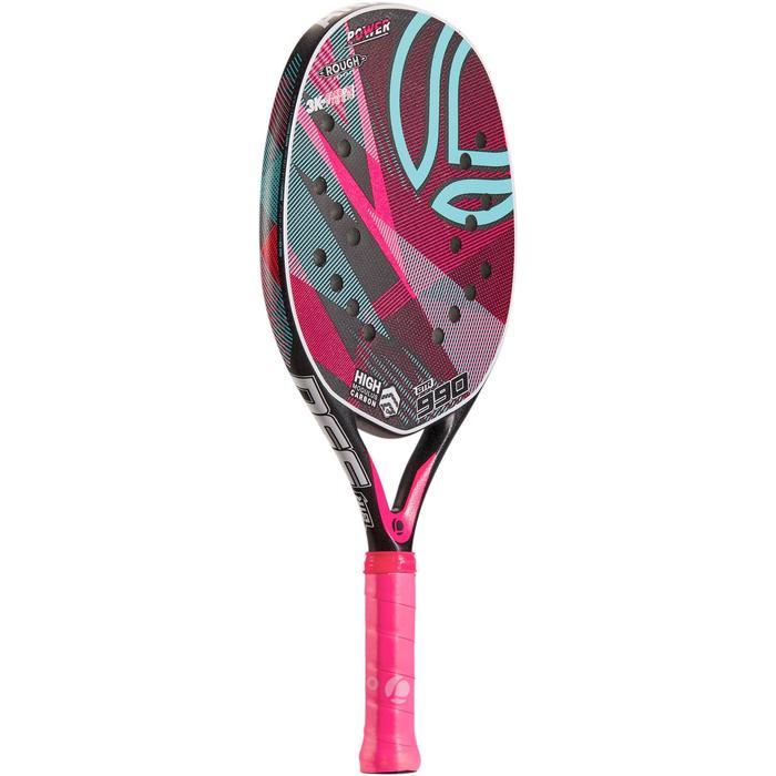 Raquette de Beach Tennis BTR 990 jaune - 1317284
