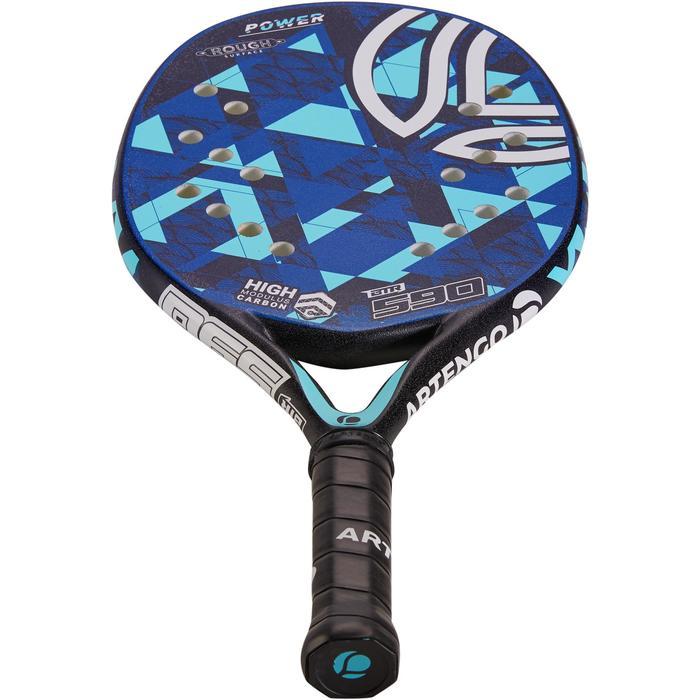 Raquette Beach Tennis BTR 590 bleue - 1317290
