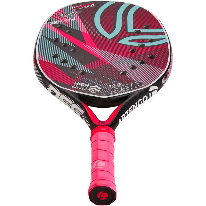 Raquette de Beach Tennis BTR 990 jaune - 1317295