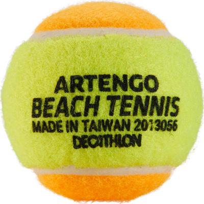 סט מחבטים לטניס חופים BTR 100