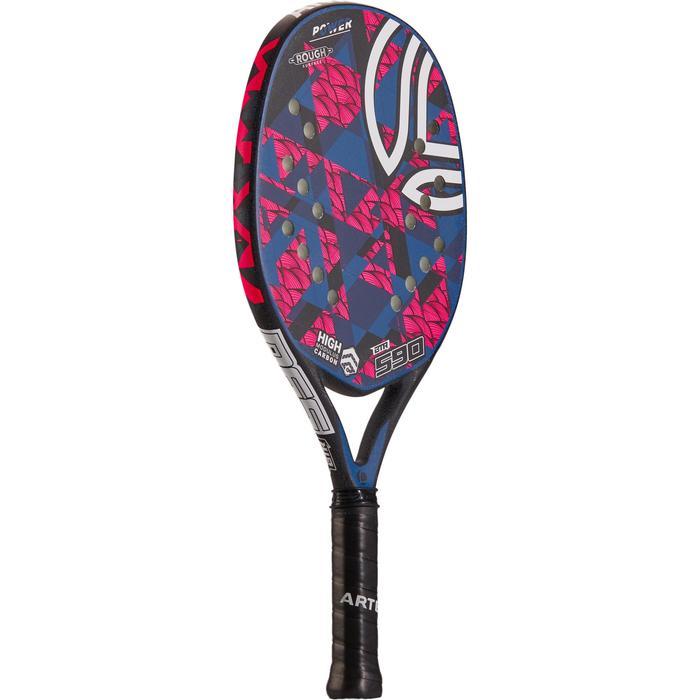 Raquette Beach Tennis BTR 590 bleue - 1317300