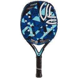 Raquette Beach Tennis BTR 590 bleue