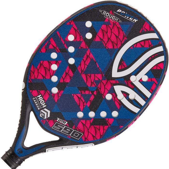 raqueta de tenis playa BTR 590 rosa/azul