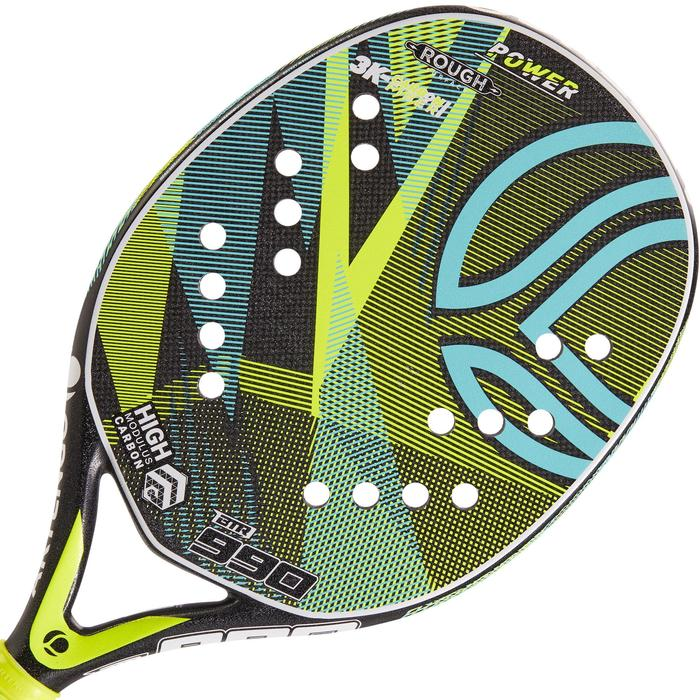 Beachtennis racket BTR 990 geel - 1317304