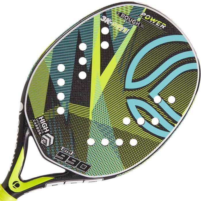 Raquette de Beach Tennis BTR 990 jaune - 1317304