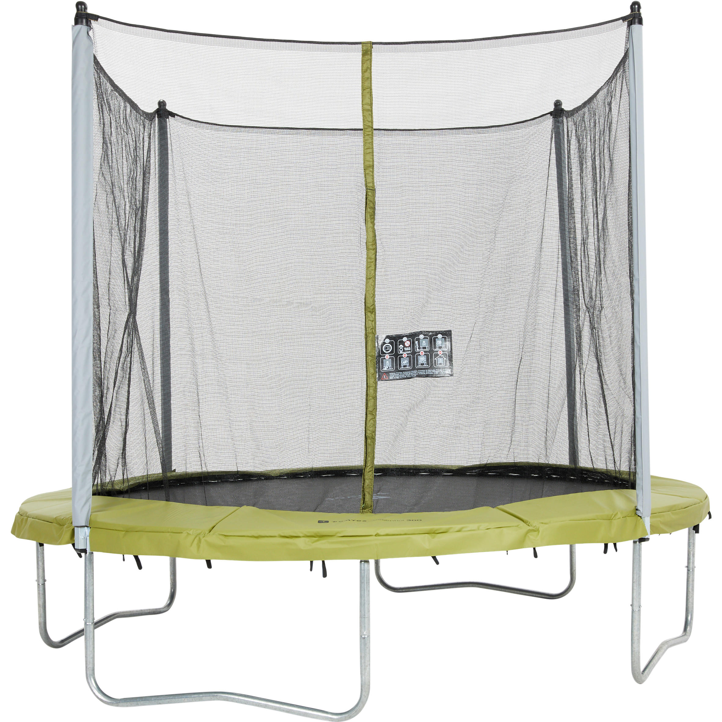 Essential 300 Trampoline and Protective Netting