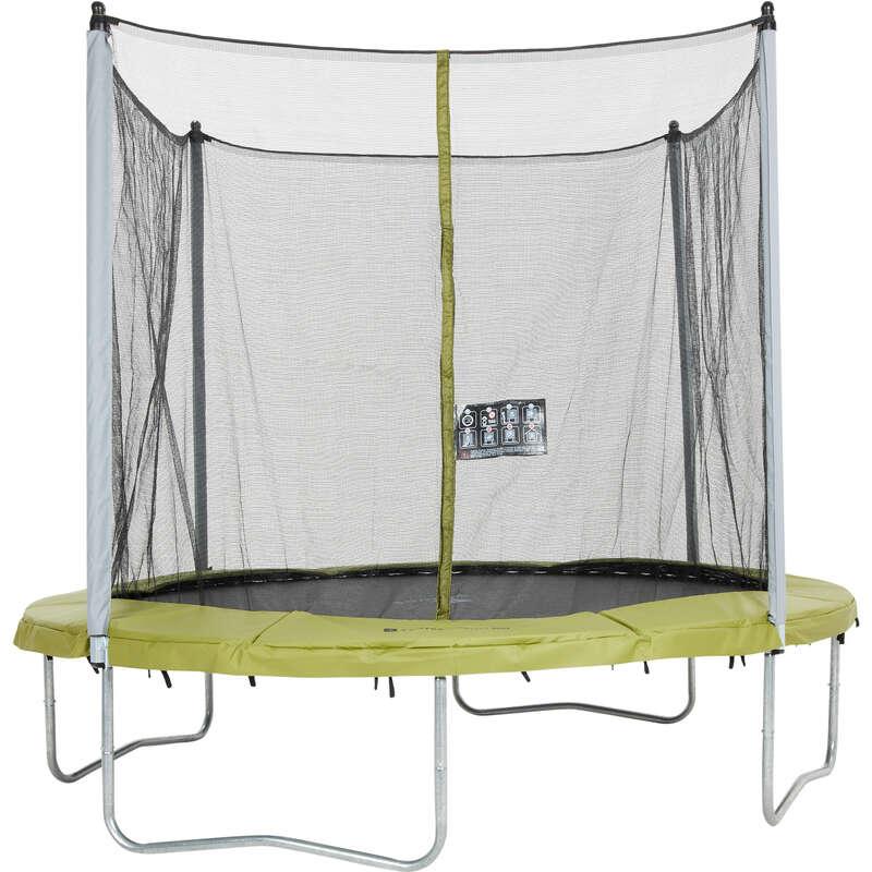 TRAMPOLINE - 10ft Essential 300 Trampoline DOMYOS