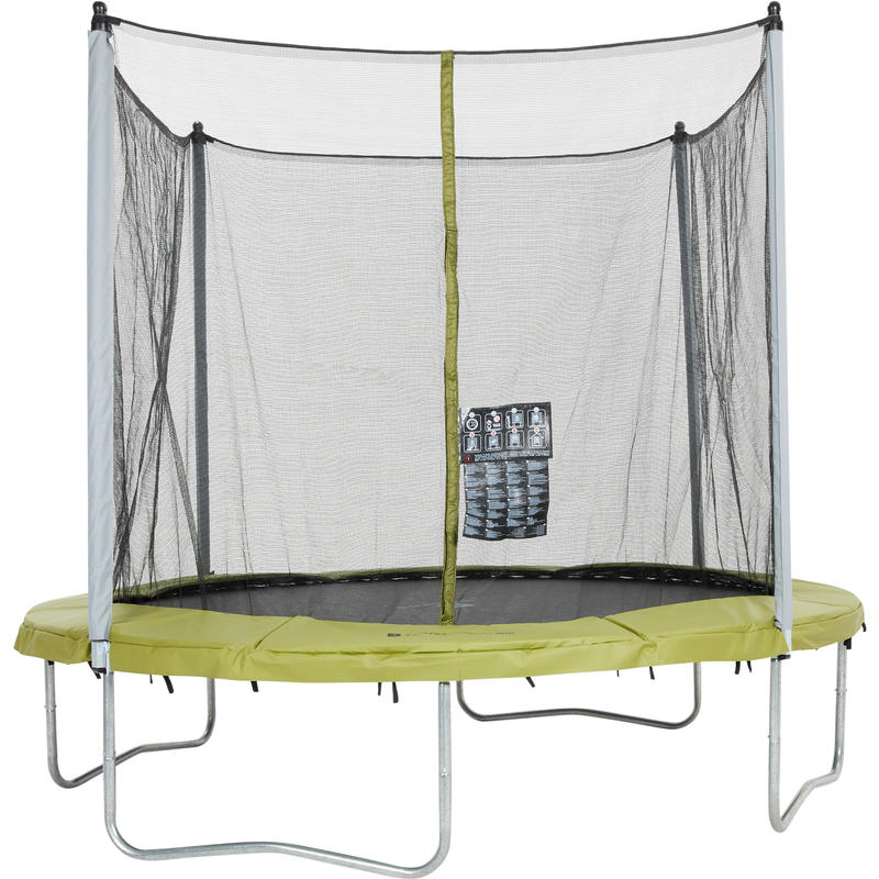 10ft 300 Trampoline and Protective Netting