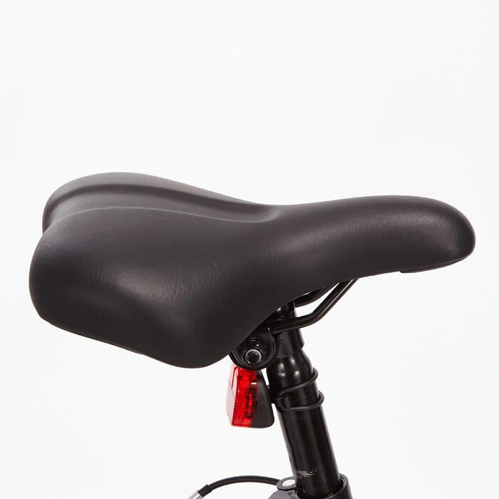 City Bike 28 Zoll Elops 100 HF Herren schwarz