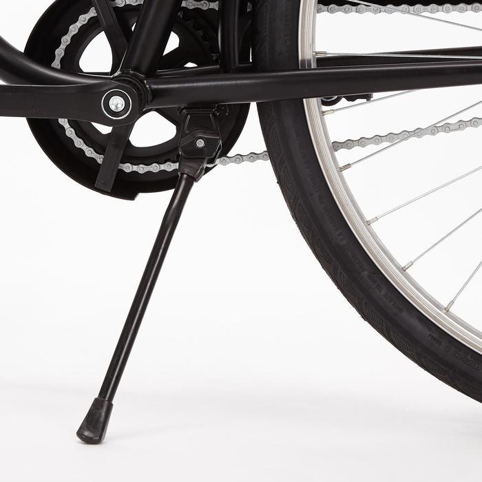 """City Bike 28"""" Elops 100 LF tiefer Einstieg schwarz"""