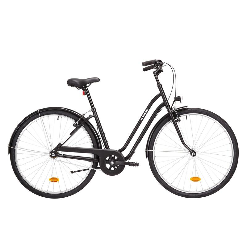 Şehir Bisikleti - 28 Jant - Siyah - ELOPS 100