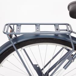 "City-Bike 28"" Elops 120 HF hoher Rahmen graublau"