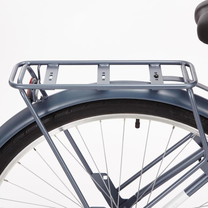 "City Bike 28"" Elops 120 LF Damen graublau"