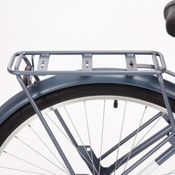 """City Bike 28"""" Elops 120 LF tiefer Einstieg blau"""