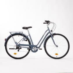 NICHT ZUM VERKAUF - Test Second Use - City-Bike Elops 120 gebraucht
