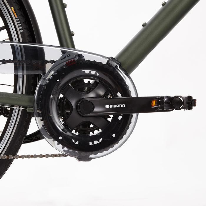 "Trekkingrad 28"" Hoprider 500 HF Herren grün"