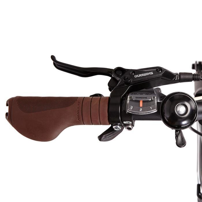 Stadsfiets voor lange afstanden Hoprider 900 hoog frame - 1317626