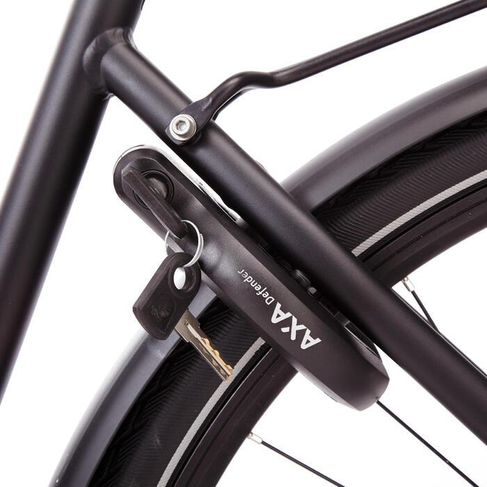 Vélo ville longue distance Hoprider 900 cadre haut - 1317639