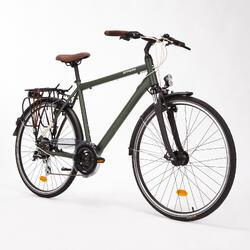 """Trekkingrad 28"""" Hoprider 500 Herren grün"""