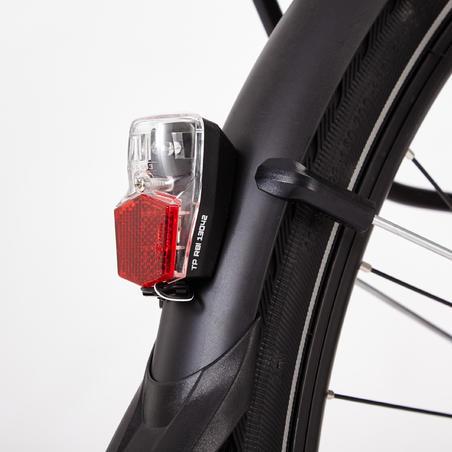 Vélo de ville longue distance HOPRIDER 900 cadre haut