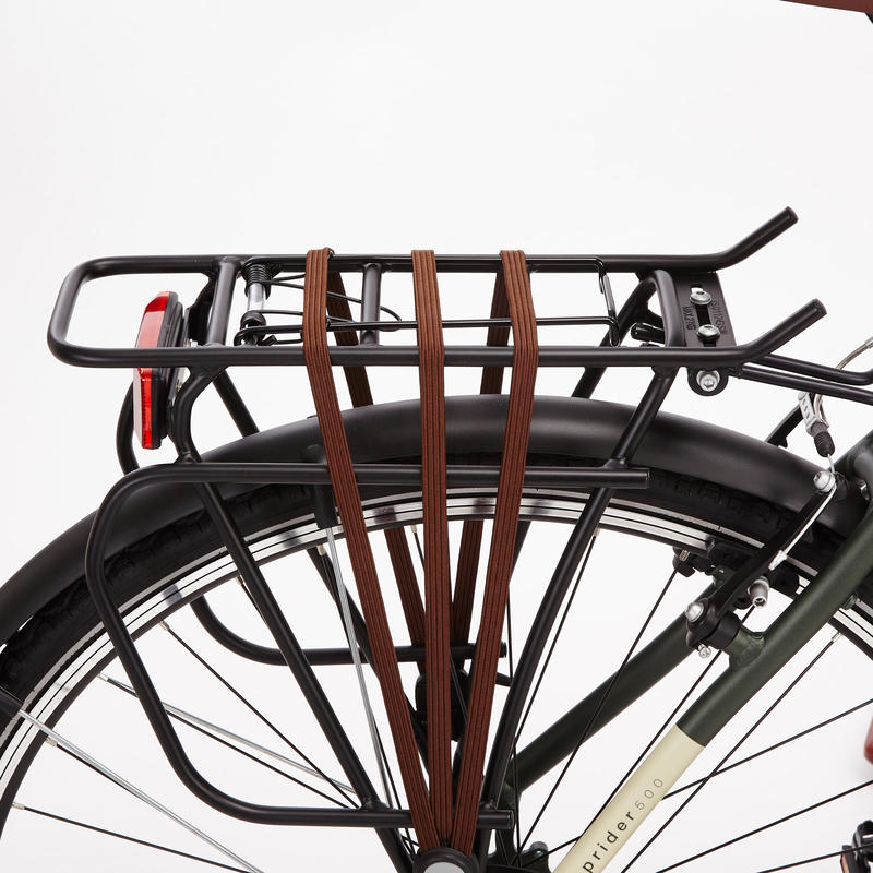 Городской велосипед с высокой рамой для длительных поездок Hoprider 500