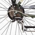 MĚSTSKÁ KOLA NA DLOUHOU VZDÁLENOST Cyklistika - MĚSTSKÉ KOLO HOPRIDER 500 ELOPS - Jízdní kola