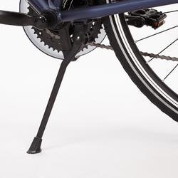Stadsfiets voor lange afstanden Hoprider 100 lage opstap Hybride fiets