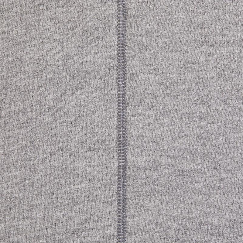 500 Pilates Gentle Gym Sweatshirt - Light Grey