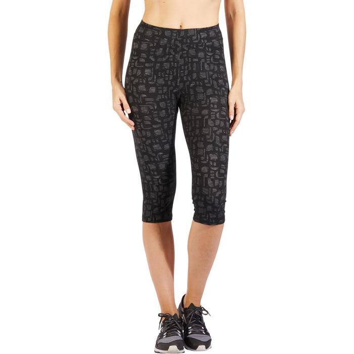 Corsaire slim Gym & Pilates femme FIT+ - 1317928