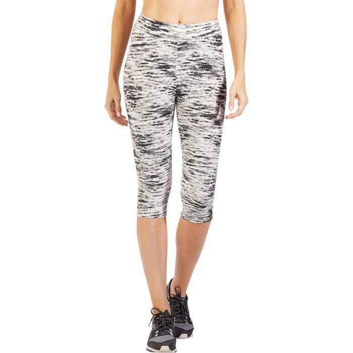 Corsaire slim Gym & Pilates femme FIT+ - 1317948