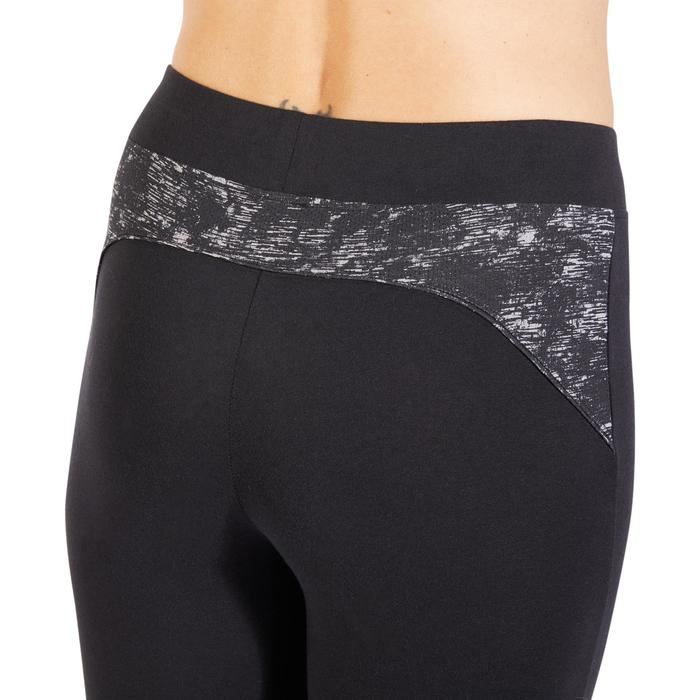 Legging 520 Gym & Pilates femme noir - 1317980