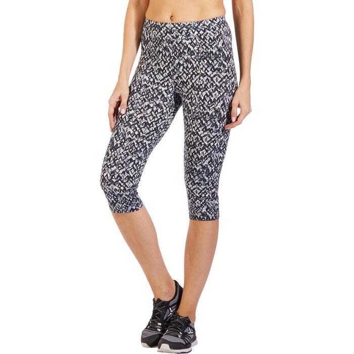 Corsaire slim Gym & Pilates femme FIT+ - 1318009
