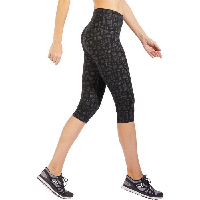 Corsaire slim Gym & Pilates femme FIT+ - 1318034