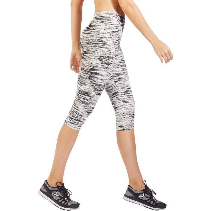 Corsario FIT+ 500 slim gimnasia y pilates mujer estampado gris azul