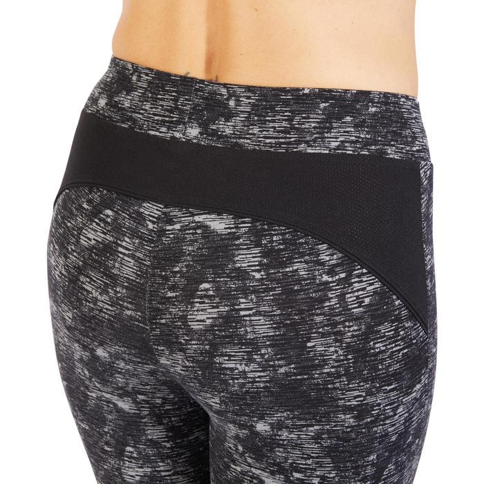 Corsaire 520 Gym & Pilates femme noir imprimé - 1318127