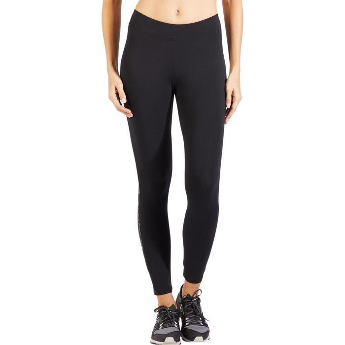 Legging 520 Gym & Pilates femme noir - 1318162