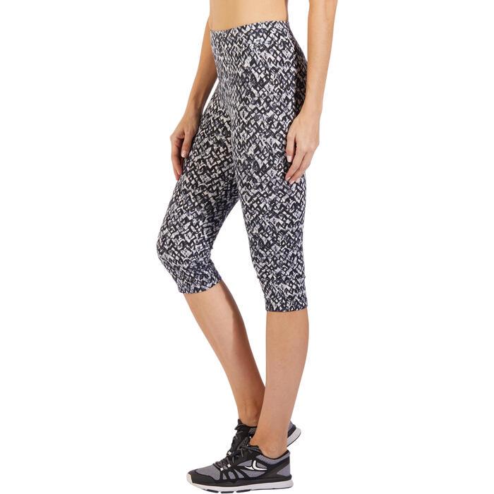 Corsaire slim Gym & Pilates femme FIT+ - 1318188