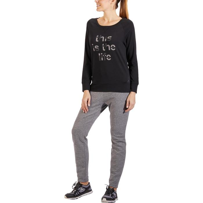Pantalon 900 Gym & Pilates femme - 1318215