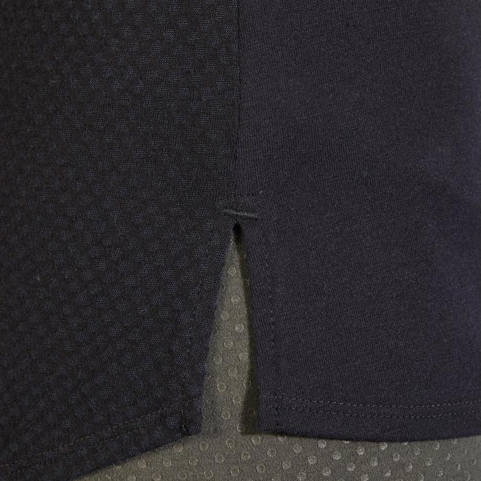 T-Shirt 900 manches courtes Gym & Pilates femme - 1318288