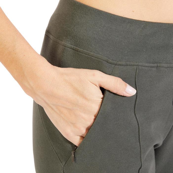 Pantalon 920 slim Gym & Pilates femme - 1318291
