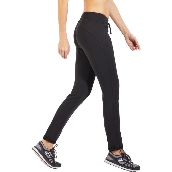Pantalon 920 slim Gym & Pilates femme - 1318295