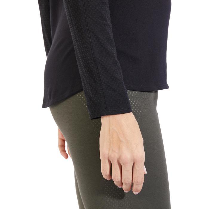 T-Shirt 900 manches longues Gym & Pilates Femme - 1318306